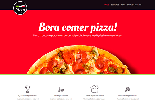 SITE-PIZZARIA